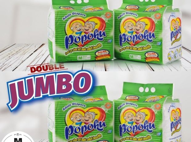 Paket DOUBLE POPOKU ADULT PAKET DOUBLE ADULT TAPE M20 1 adult_tape_m20